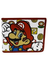 Nintendo Merchandise wallets - Nintendo Mushroom pattern and Mario wallet