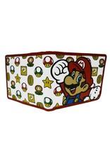 Nintendo Merchandise portemonnees - Nintendo Mushroom patroon en Mario portemonnee