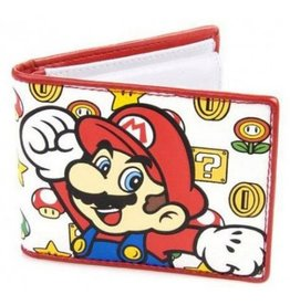 Nintendo Nintendo Mushroom pattern and Mario wallet