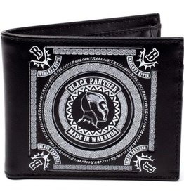 black panther Black Panther Made in Wakanda wallet