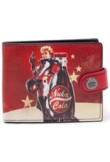 Fall Out Merchandise wallets - Fallout 4 Nuka-Cola wallet