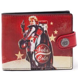 Fall Out Fallout 4 Nuka-Cola wallet