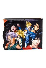 Bioworld Merchandise portemonnees - Dragon Ball Z Alle Characters portemonnee