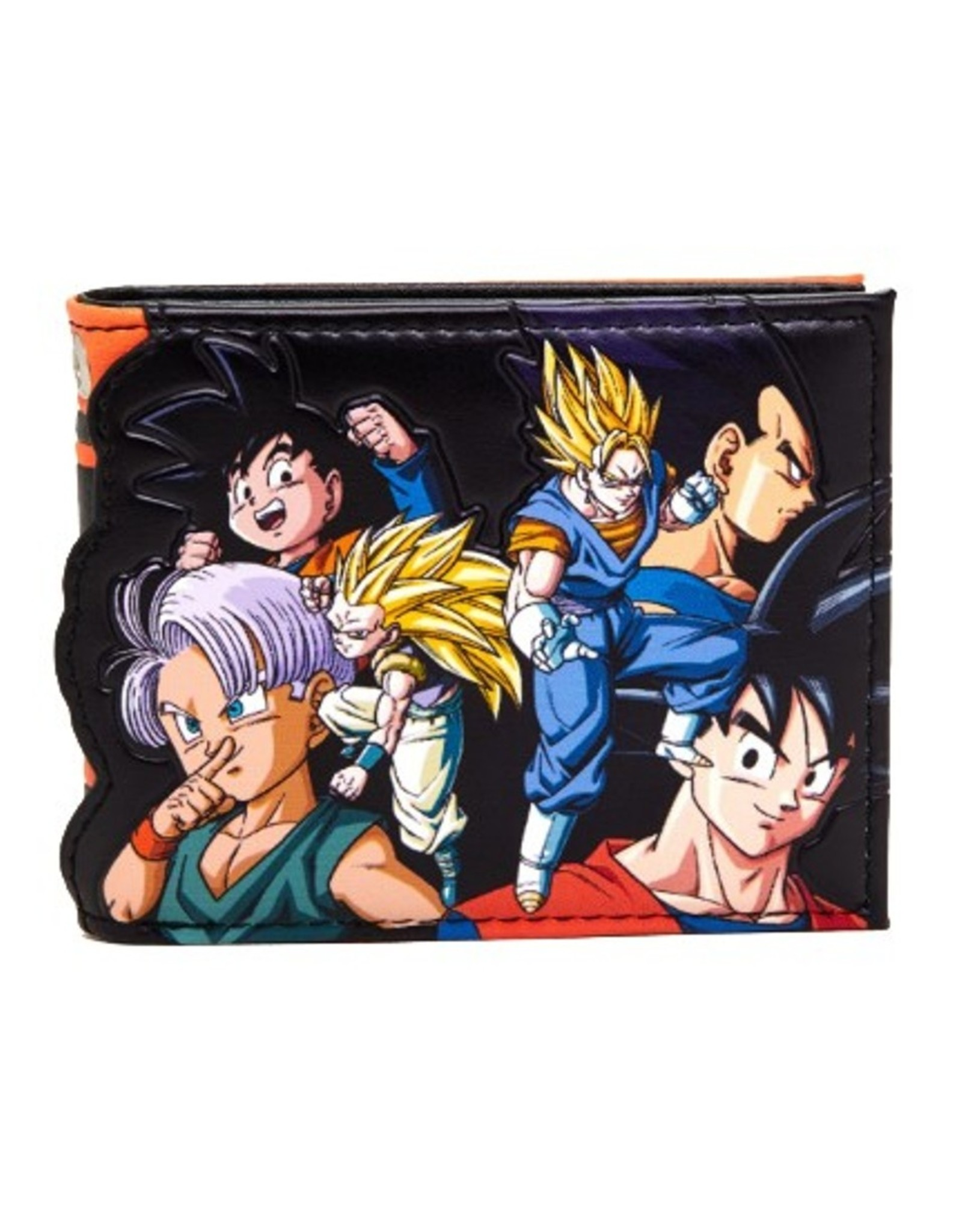Dragon Ball Z Merchandise wallets  - Dragon Ball Z All Characters wallet