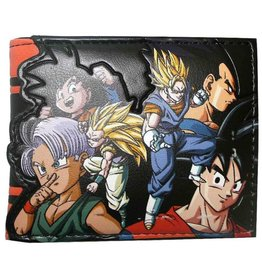Bioworld Dragon Ball Z All Characters wallet
