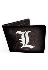 abysse corp Merchandise portemonnees - Death Note L symbol portemonnee