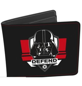 Star Wars Star Wars Darth Vader wallet + keyring set