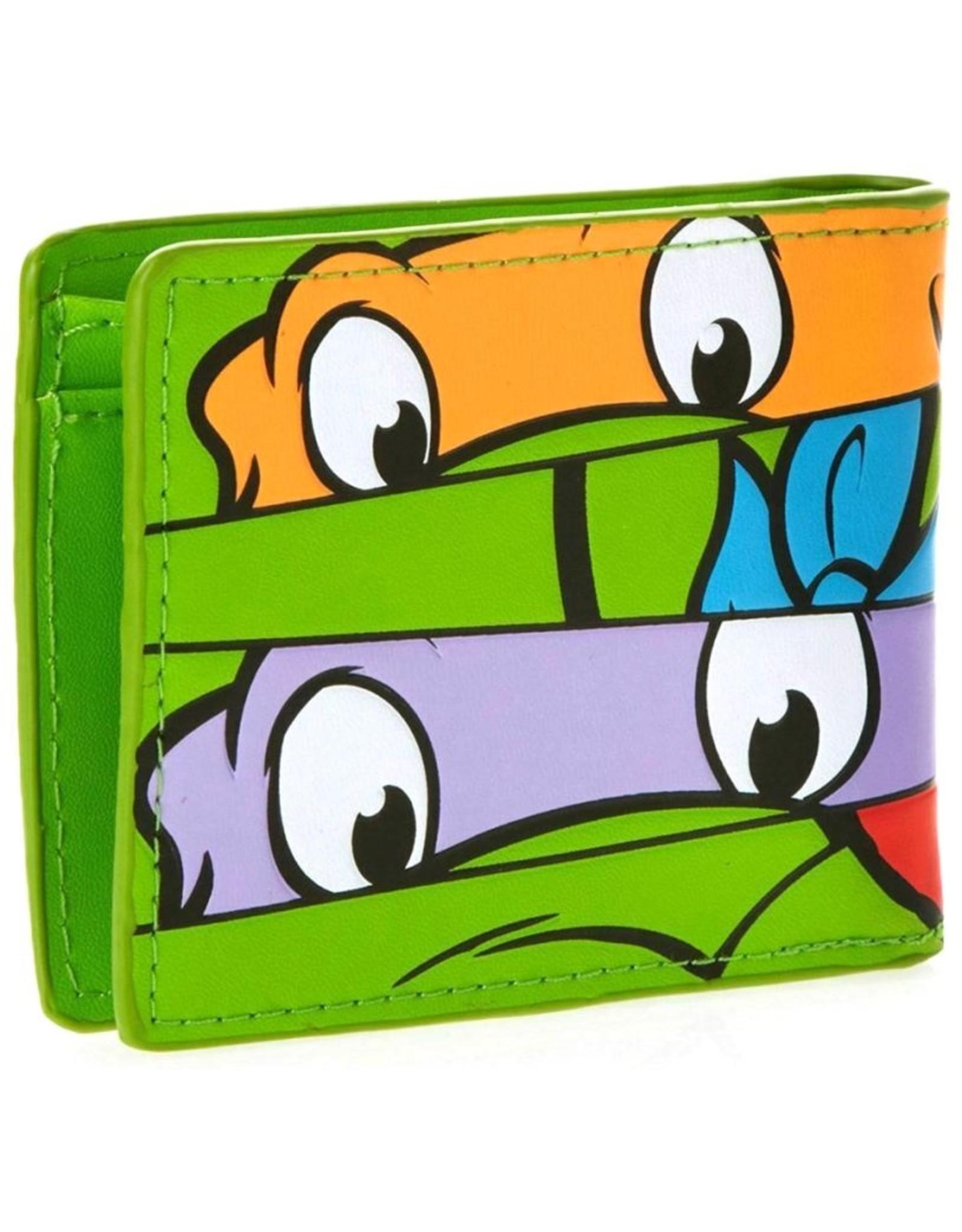 Merchandise portemonnees - Ninja Turtles - Giftset Portemonnee en Sleutelhanger