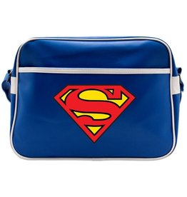 abysse corp DC Comics Superman messenger bag