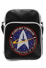 "abysse corp Merchandise tassen - Sar Trek  ""Starfleet"" messenger tas"