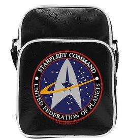 """abysse corp Star Trek  """"Starfleet"""" messenger bag"""