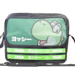Nintendo Nintendo Super Mario Yoshi taped messenger bag