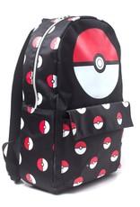 Pokemon Merchandise tassen - Pokémon Pokéball all over rugzak
