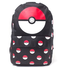 Pokemon Pokémon Pokéball all over backpack