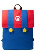 Nintendo Merchandise bags - Nintendo Super Mario - Mario Denim Suit backpack