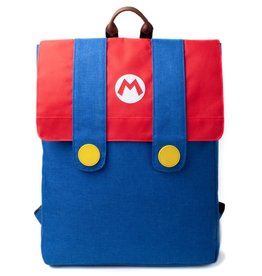Nintendo Nintendo Super Mario - Mario Denim Suit backpack