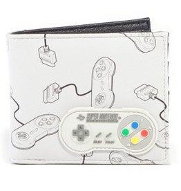 Nintendo Nintendo Controller portemonnee met rubberen patch