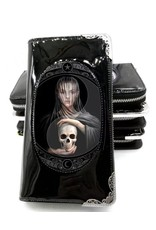 Anne Stokes Gothic wallets and purses - Anne Stokes 3D lenticular purse Beyond the Veil