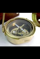 jj vaillant Giftware en Collectables -  Brunton Kompas met peilspiegel (messing)