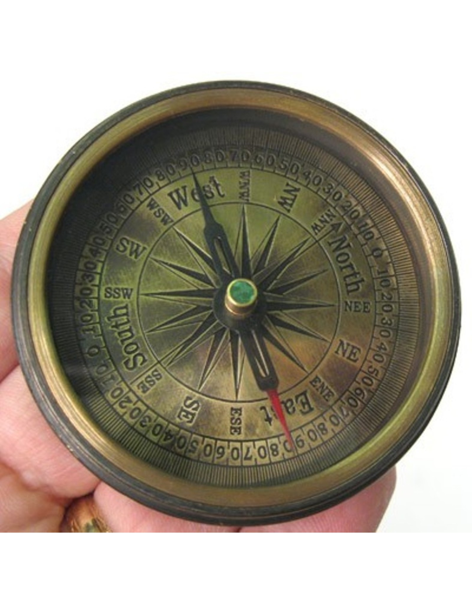 Trukado Giftware and Collectables - Boy Scouts Compass (brass)
