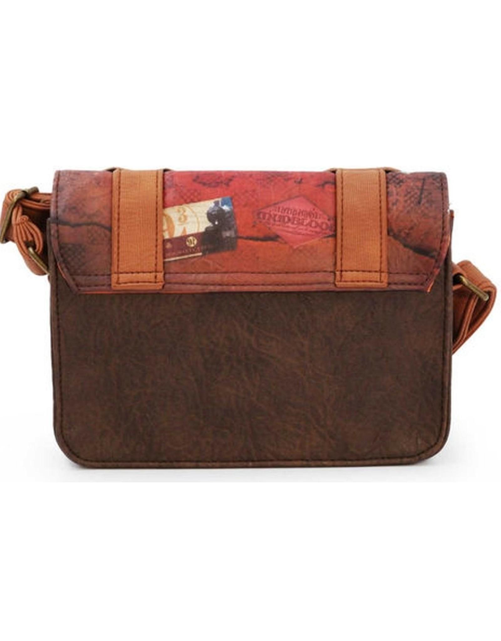 Katactermania Harry Potter bags - Harry Potter Hogwarts Express satchel bag