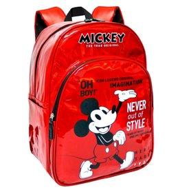 Disney Mickey 90 Jaar Holografische Disney rugzak 40cm