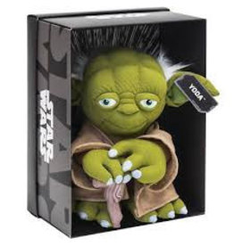 Star Wars Star Wars Black Line Yoda plush