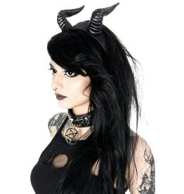 Restyle Fantasy  Hoorns haarband Beleth