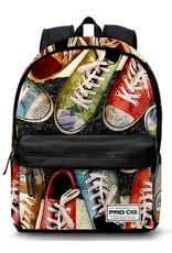 Pro-DG Backpacks and fanny bags - Backpack with Sneakers print Pro-DG