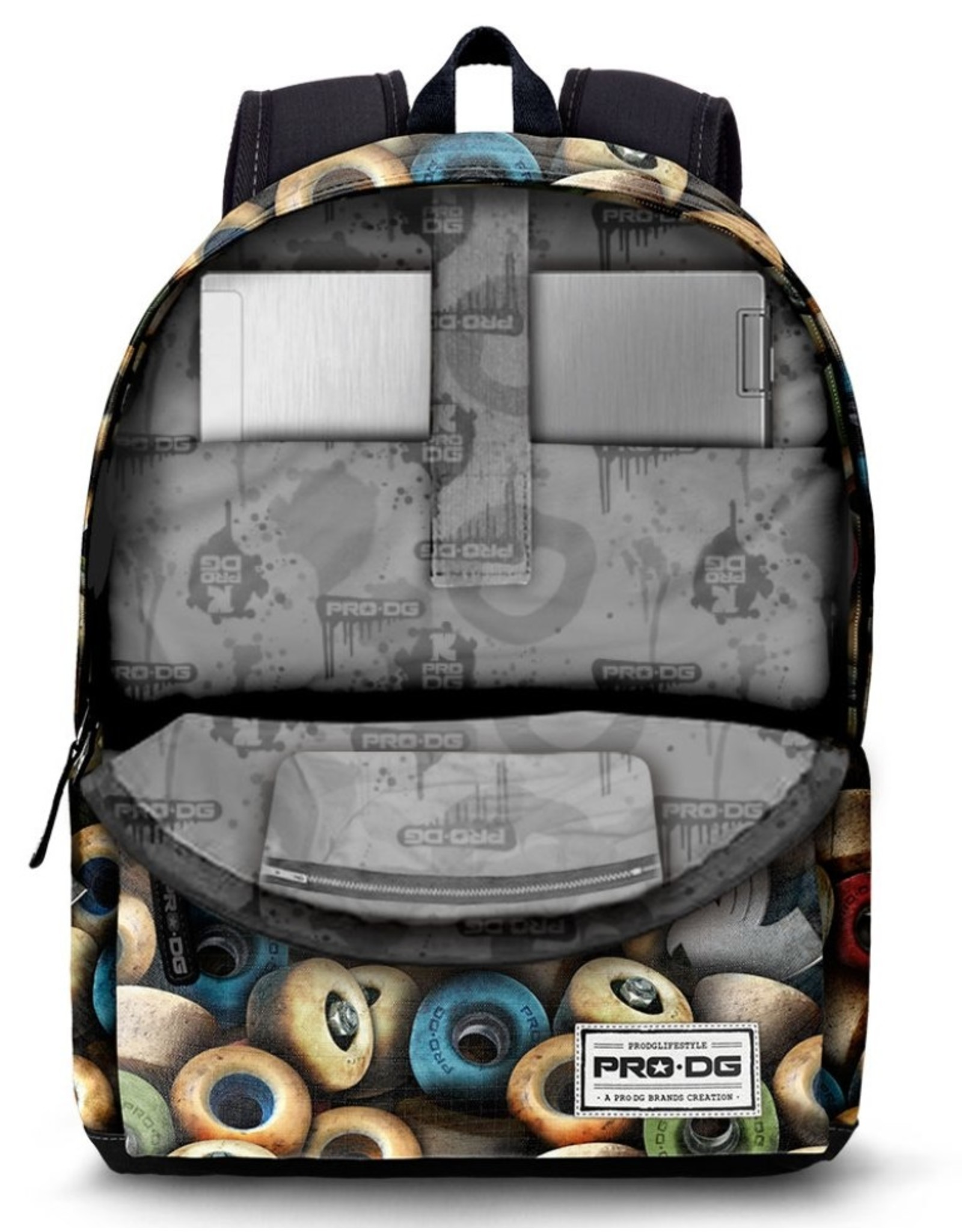 Pro-DG Backpacks and fanny bags - Backpack with Skateboard print Pro-DG
