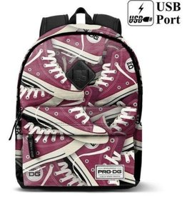 Pro-DG Backpack with Tracks print Pro-DG