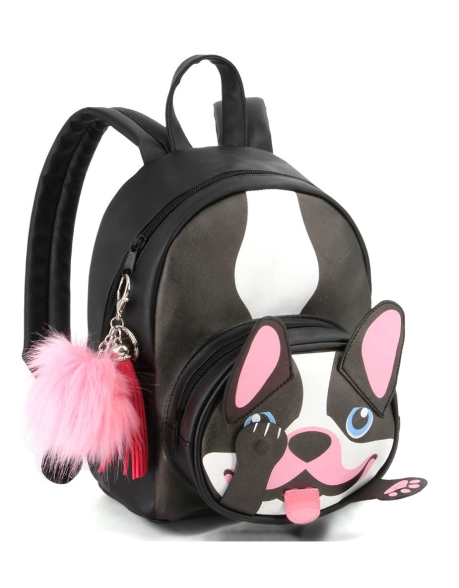 Oh my Pop! Fantasy bags and wallets - Oh My Pop! Fantasy Backpack Shy Bulldog