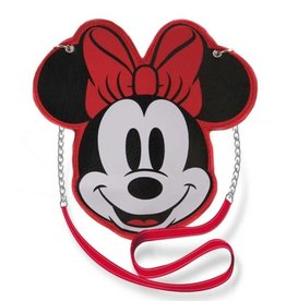 Disney Disney Icons Minnie Mouse head shoulder bag