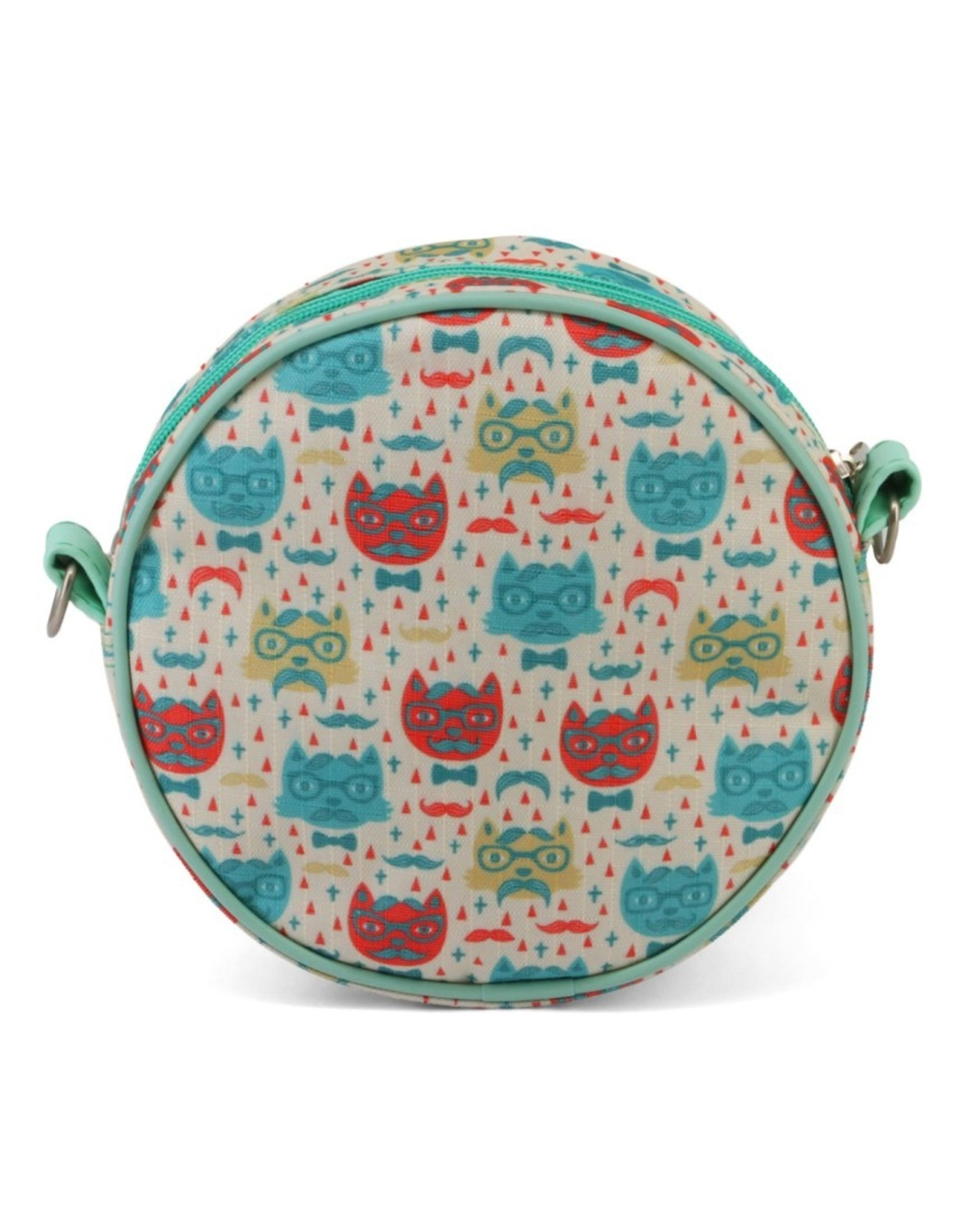 Krazymals Fashion bags -  Krazymals shoulder bag Cat wearing glasses
