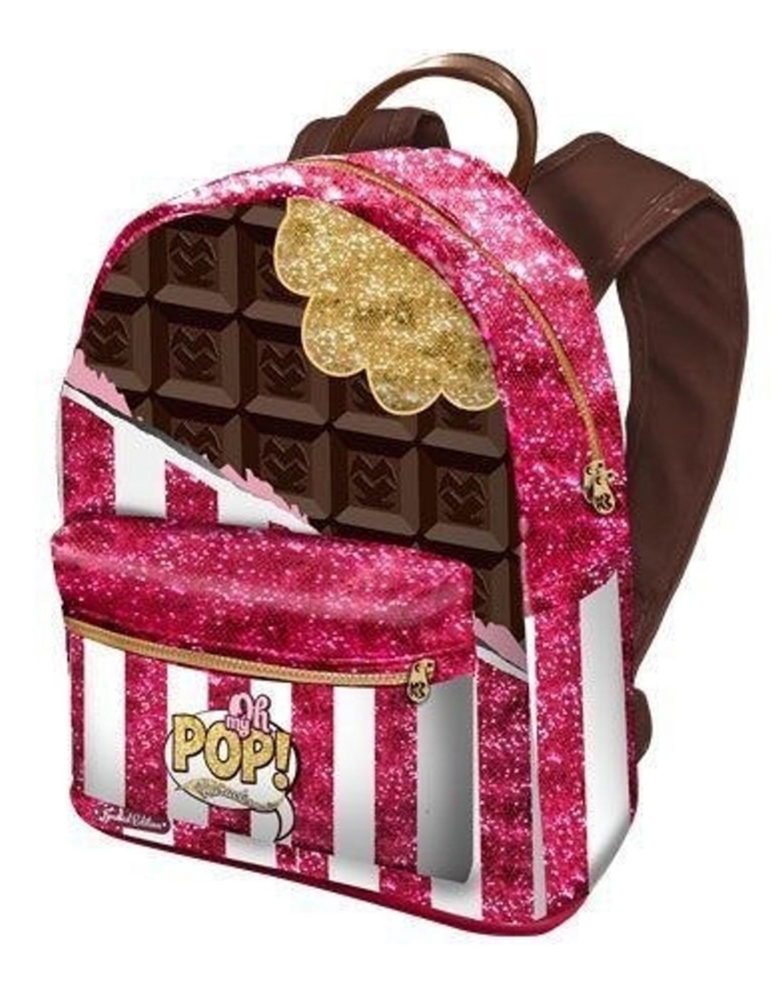 Oh my Pop! Fantasy tassen en portemonnees - Oh My Pop! Chocola rugzak