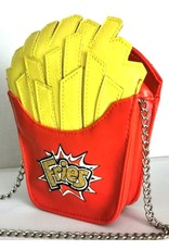 Oh my Pop! Fantasy bags and wallets - Oh My Pop! French Fries small shoulder bag