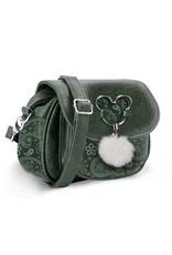 Karactermania Disney tassen - Mickey Sugar Disney handtas groen