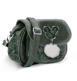 Karactermania Mickey Sugar Disney handbag green