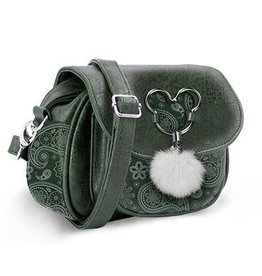 Karactermania Mickey Sugar Disney handtas groen