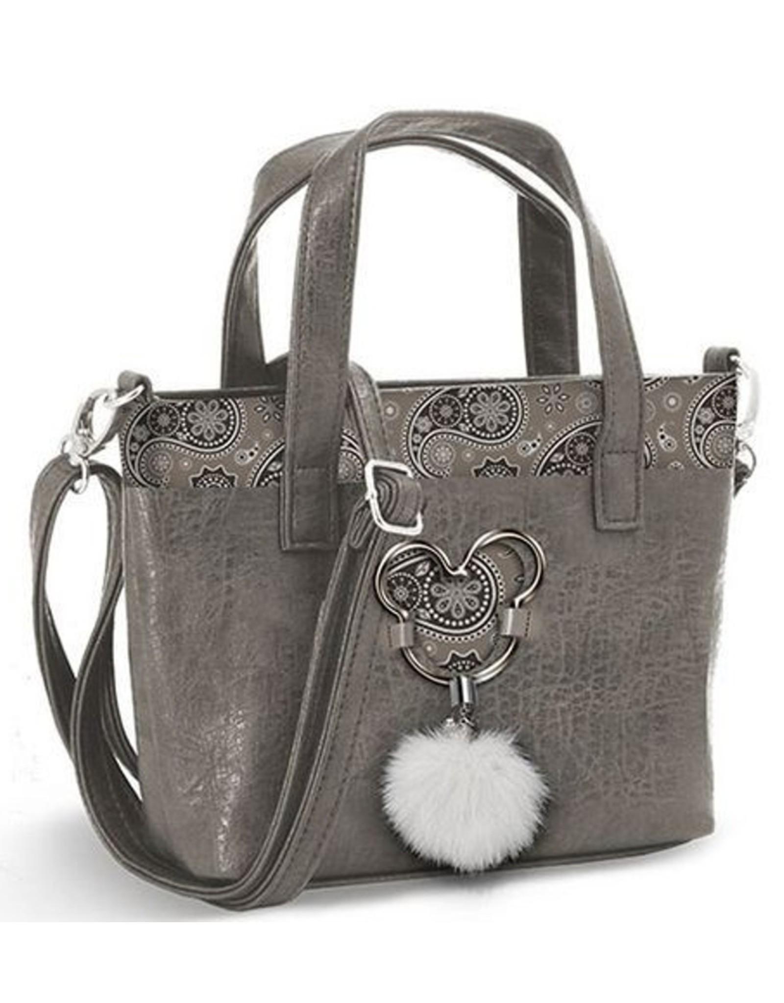 Disney Disney tassen - Mickey Mouse Disney handtas grijs