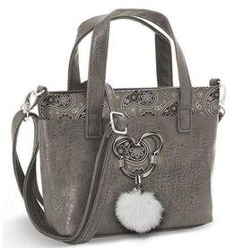 Katactermania Mickey Mouse Disney handbag grey