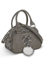 Karactermania Disney bags - Mickey Mouse Disney Bowling bag grey