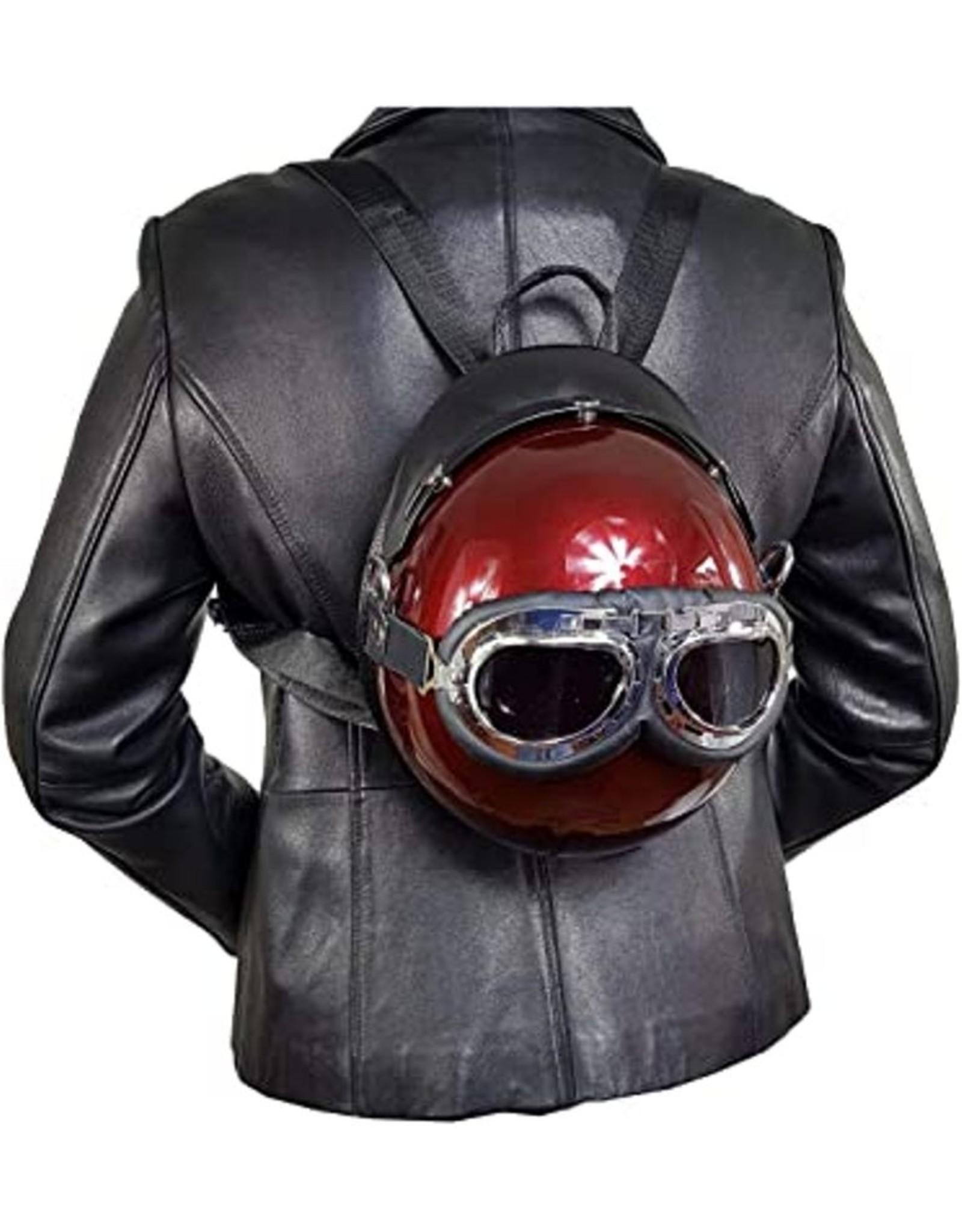 Magic Bags Fantasy bags and wallets - Motorbike helmet backpack-shoulder bag