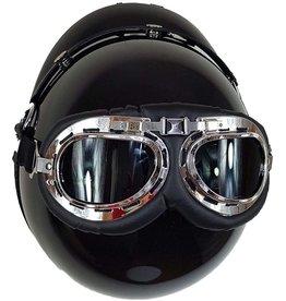 Magic Bags Motorbike helmet backpack-shoulder bag (black)