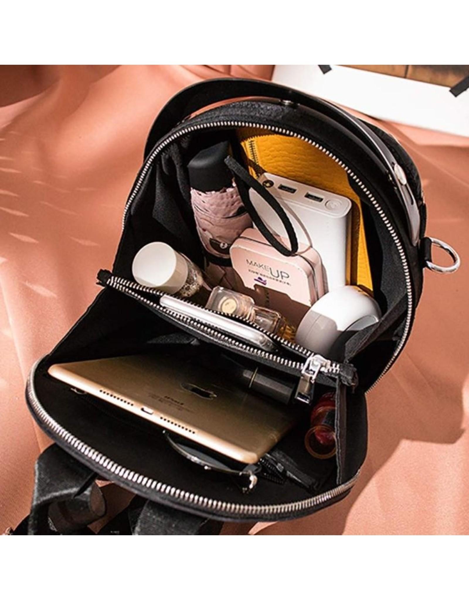 Magic Bags Fantasy tassen en portemonnees - Motorhelm rugtas-schoudertas (Engelse vlag)