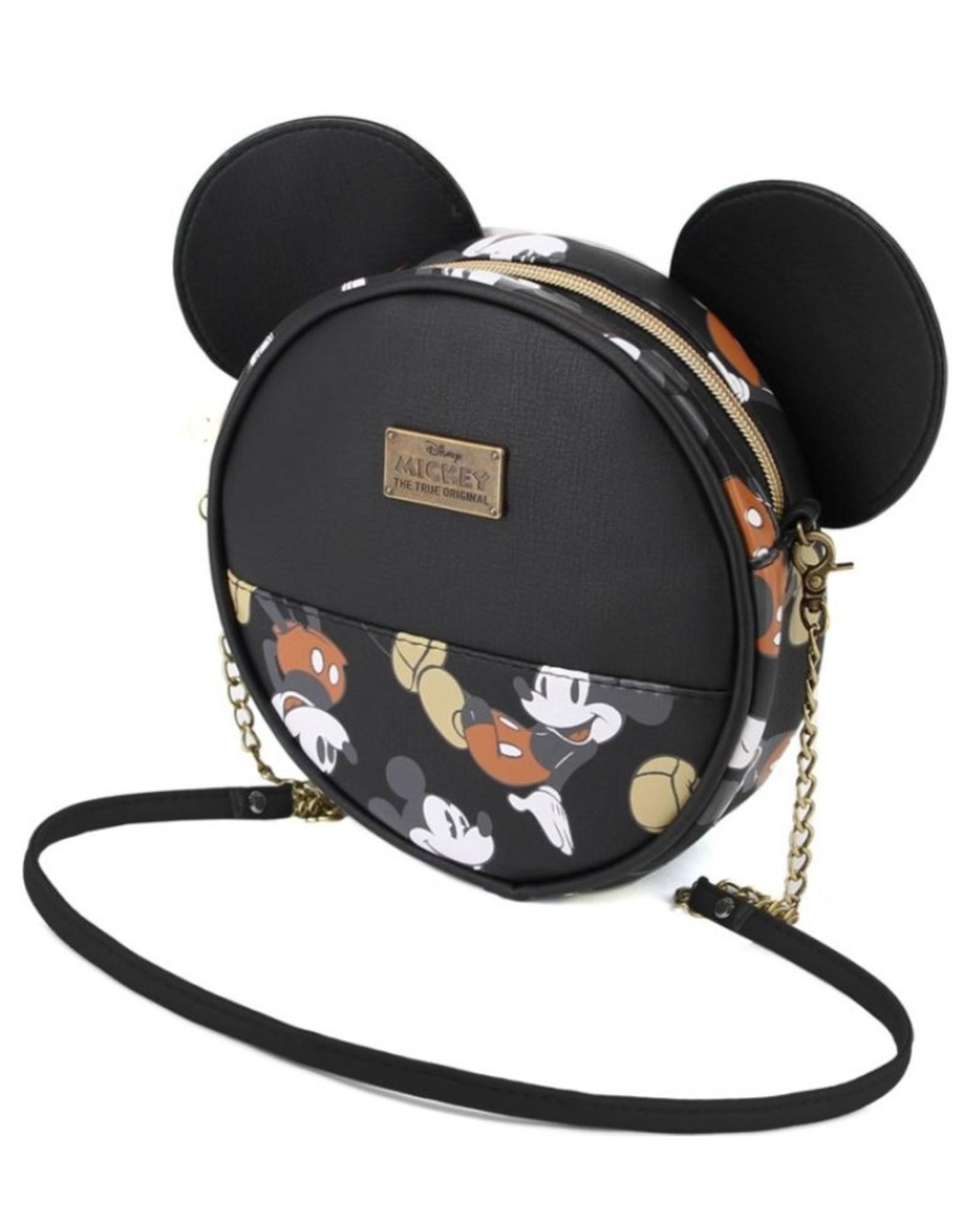 Disney Disney tassen - Mickey The True Original ronde schoudertas