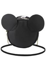 Katactermania Disney bags - Mickey The True Original round shoulder bag