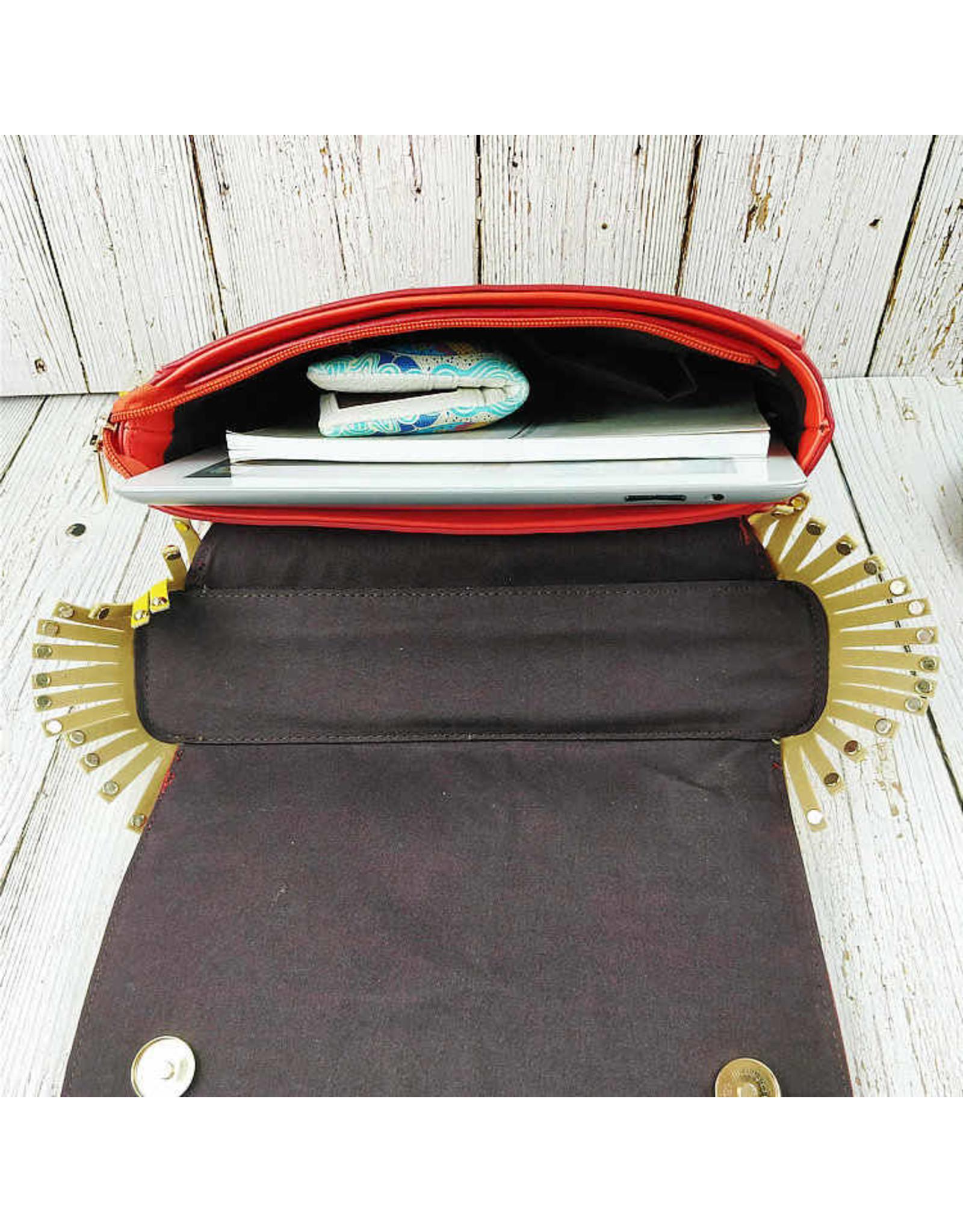 Ameiliyar Fantasy bags and wallets - Ameiliyar Fantasy bag Admiral jacket
