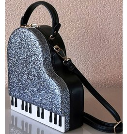 Magic Bags Handbag Grand Piano (grey)
