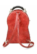 Magic Bags Fantasy tassen en portemonnees - Rugtas met Werkende Klok large (rood)